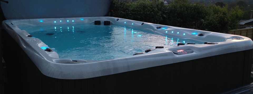 Elite Spas Isle of Wight Ltd Spa, Swimspa and Sauna Sales To All Areas of The Isle of Wight