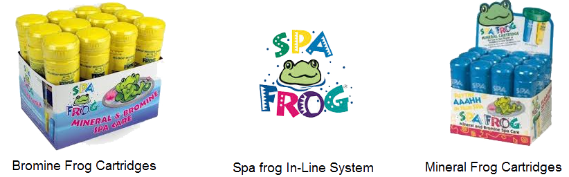 The SPA FROG® In-line System